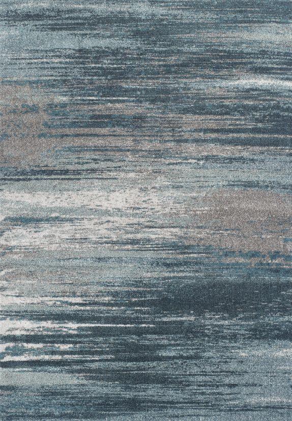 Dalyn Modern Greys Mg5993 Teal Collection