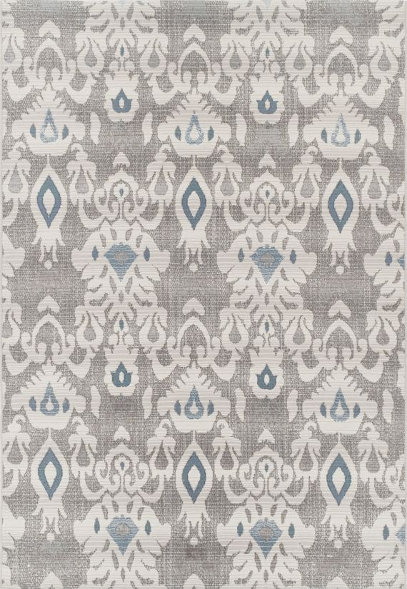 """Dalyn St Croix Sx4 Silver 5'1"""" x 7'0"""" Collection"""