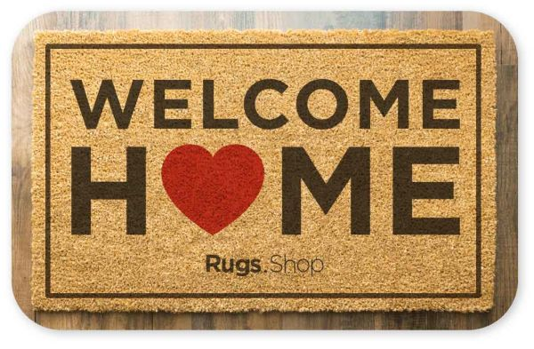 Welcome Home Welcome Mat Gift Card Collection