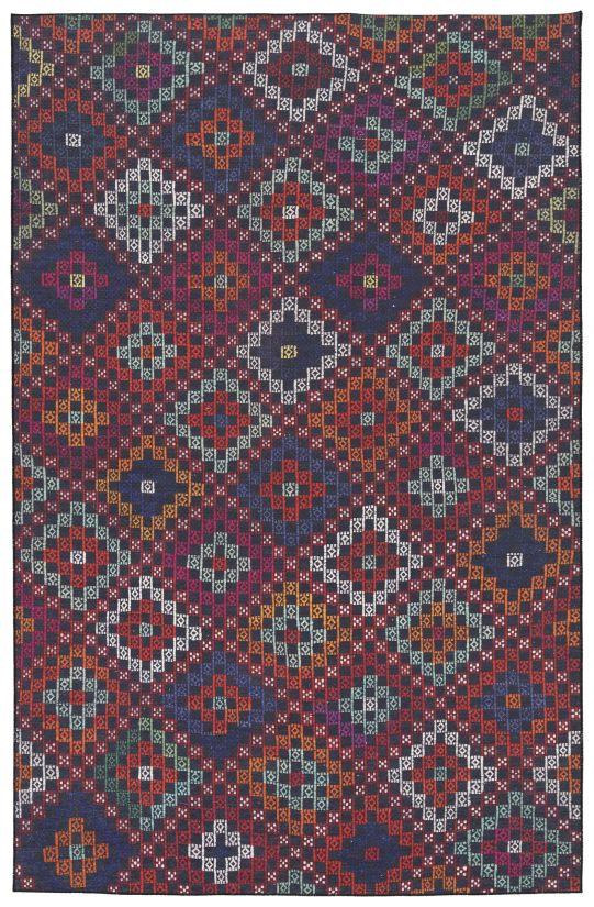 Kaleen Boho Patio Collection Multi Collection