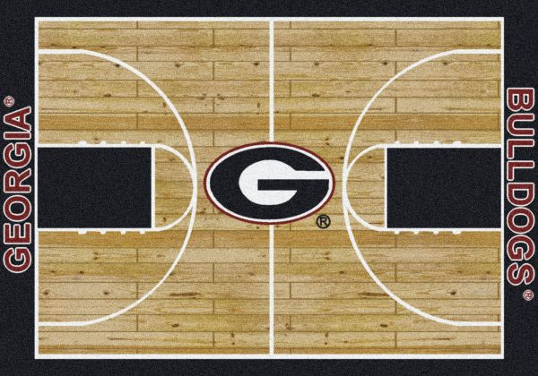 Milliken College Home Court Georgia Multi Collection