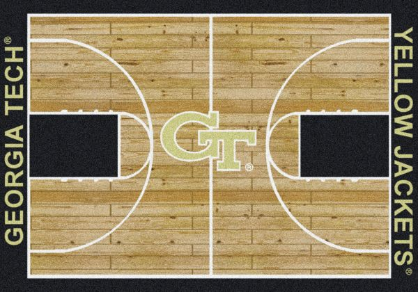 Milliken College Home Court Georgia Tech Multi Collection