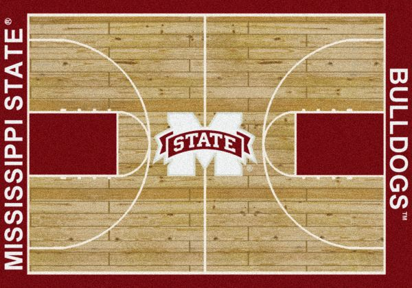 Milliken College Home Court Mississippi State Multi Collection