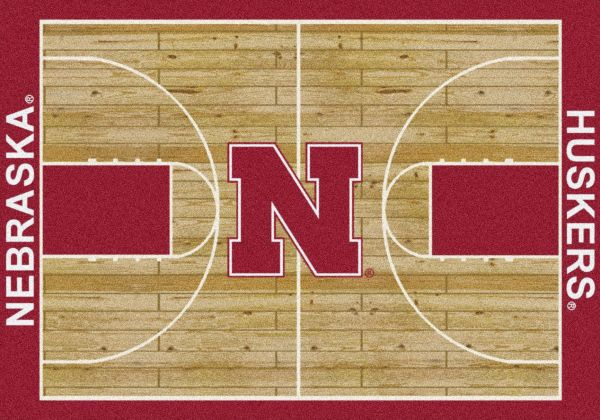 Milliken College Home Court Nebraska Multi Collection