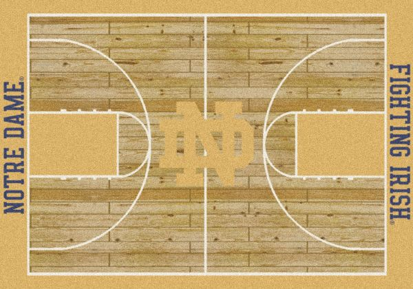Milliken College Home Court Notre Dame Multi Collection