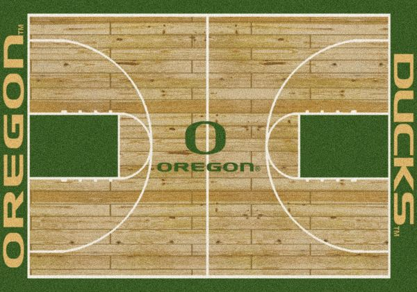 Milliken College Home Court Oregon Multi Collection