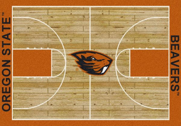 Milliken College Home Court Oregon State Multi Collection