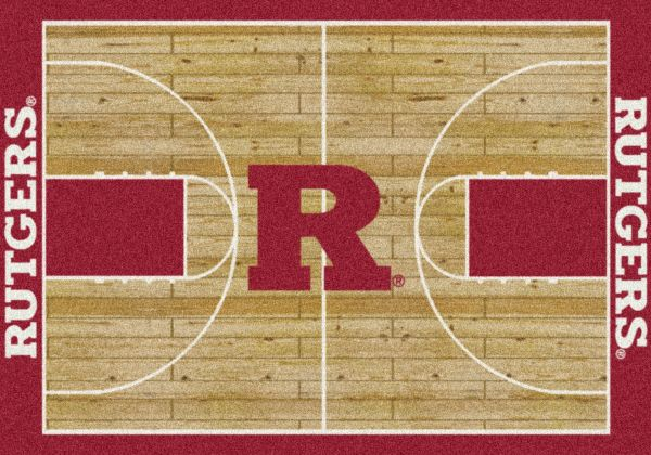 Milliken College Home Court Rutgers Multi Collection