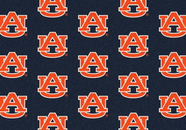 "Milliken College Repeating Auburn Multi 5'4"" x 7'8"" Collection"