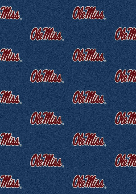 "Milliken College Repeating Mississippi Multi 3'10"" x 5'4"" Collection"