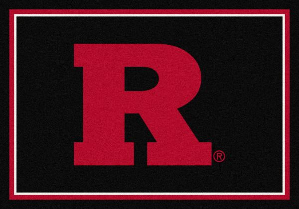 "Milliken College Team Spirit Rutgers Multi 2'8"" x 3'10"" Collection"