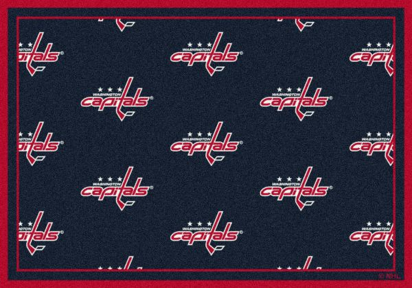 Milliken NHL Team Repeat Washington Capitals Multi Collection