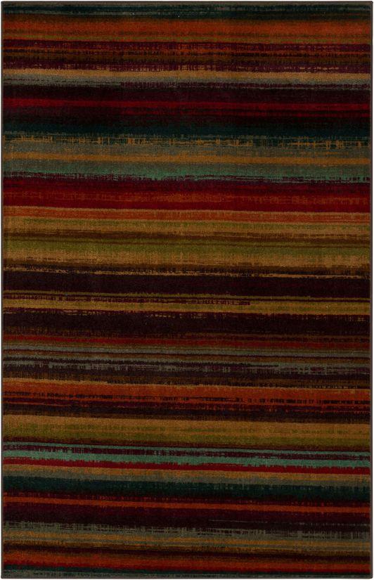 Mohawk Boho Stripe Multi Collection