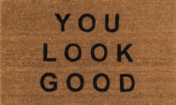 """Novogratz Aloha Alo-6 You Look Good Natural 1'6"""" x 2'6"""" Collection"""