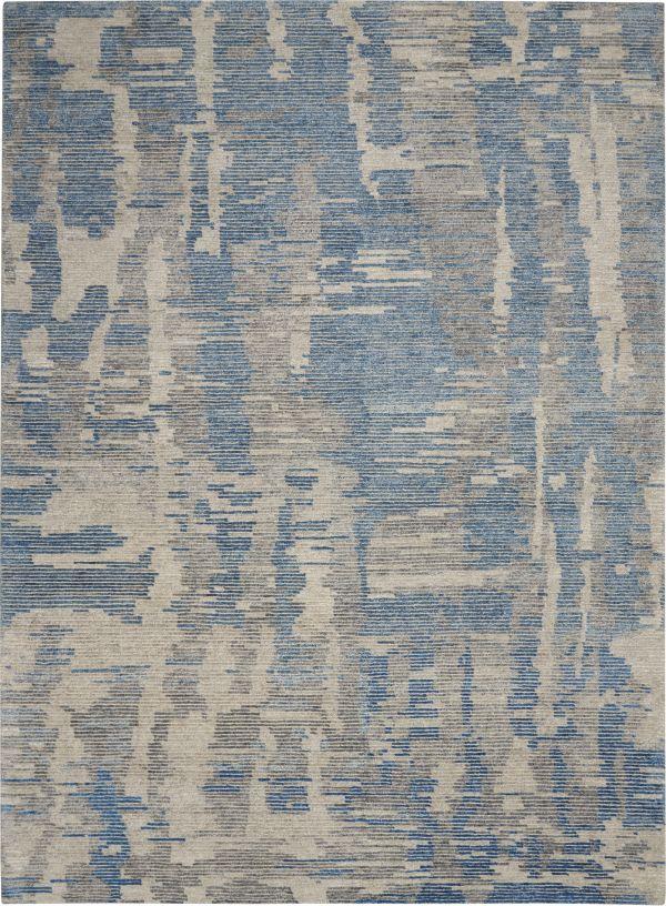 Nourison Ellora Blue Collection