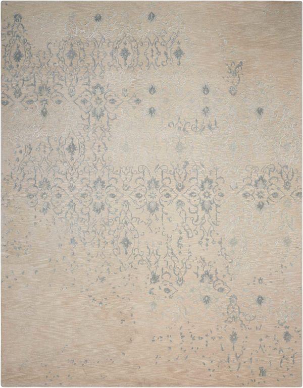 Nourison Opaline Beige Collection