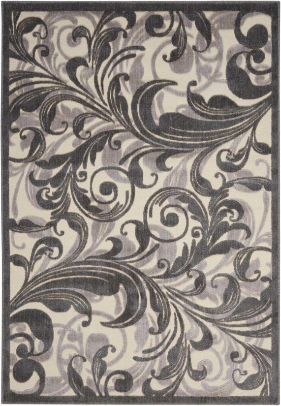 Nourison Graphic Illusions Multicolor Collection