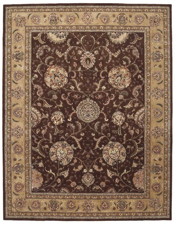Nourison 2000 Brown Collection