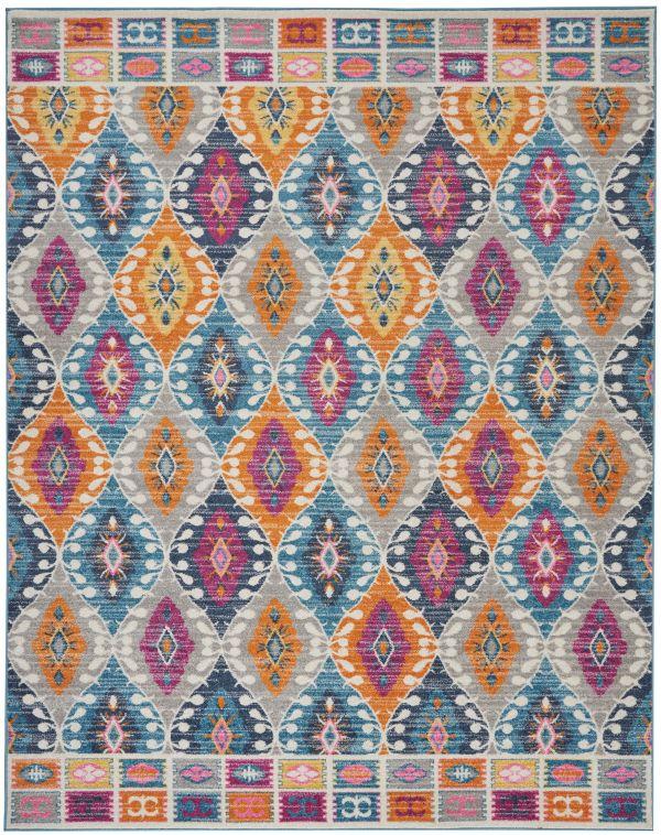 Nourison Passion Multicolor Collection