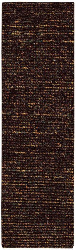 "Nourison Fantasia Shag, Modern/Contemporary, Brown 2'3"" x 8'0"" Collection"