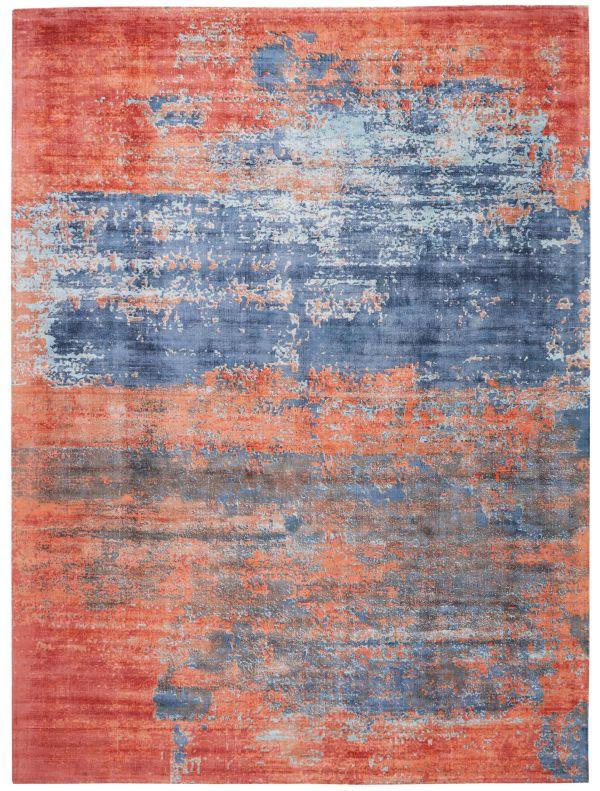Kathy Ireland Home Safari Dreams Blue/Brick Collection
