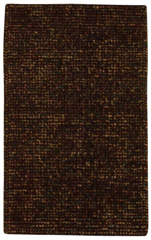 "Nourison Fantasia Shag, Modern/Contemporary, Brown 3'6"" x 5'6"" Collection"