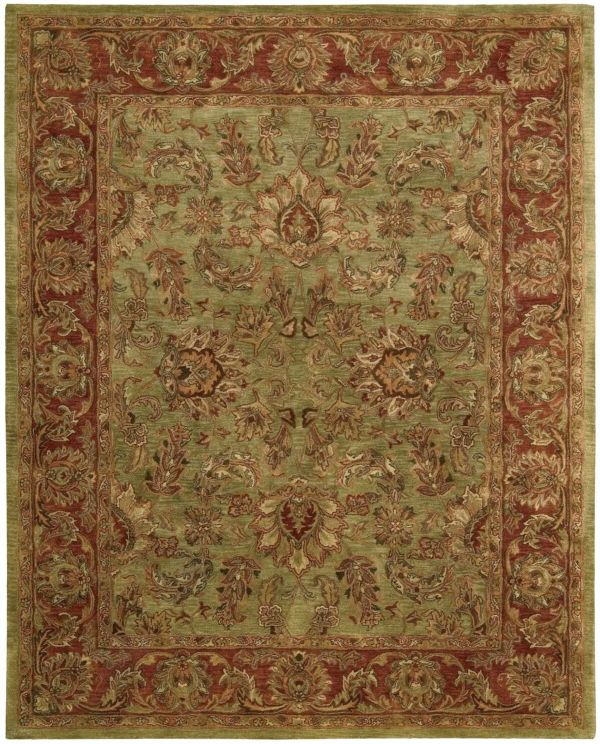 Nourison Jaipur Olive Collection