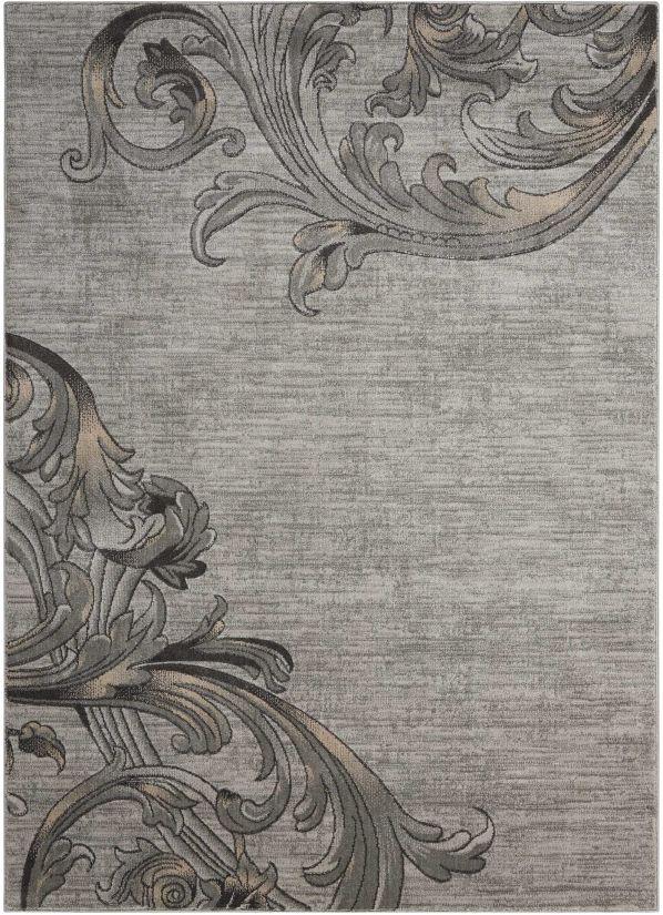 Nourison Maxell Graphite Collection