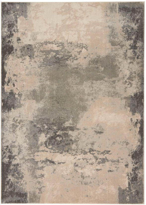 Nourison Maxell Ivory/Grey Collection