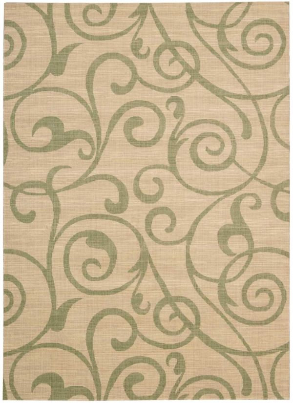 Nourison Riviera Transitional, Light Gold Collection
