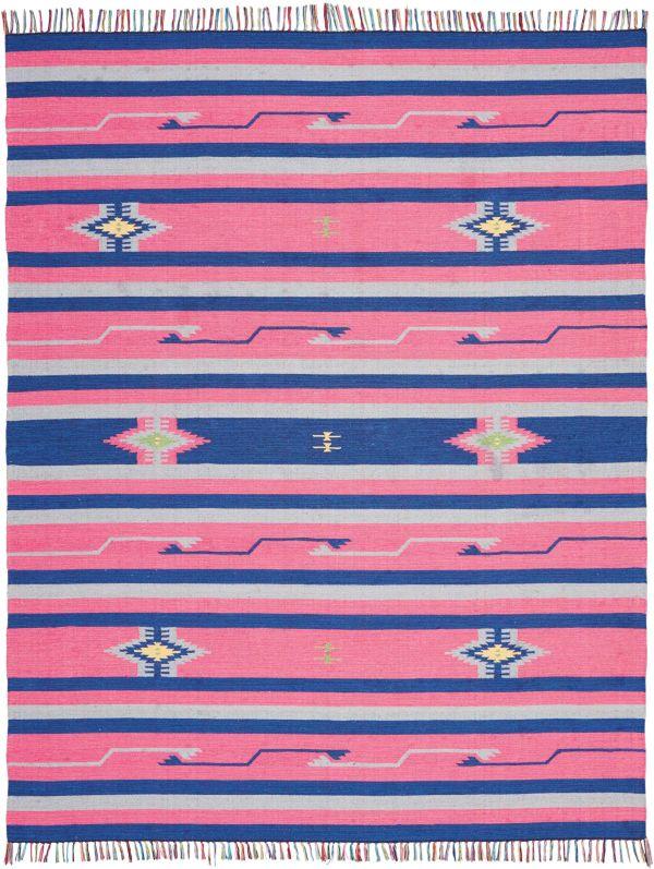 Nourison Baja Pink/Blue Collection