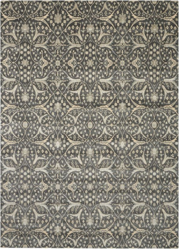 Nourison Luminance Graphite Collection