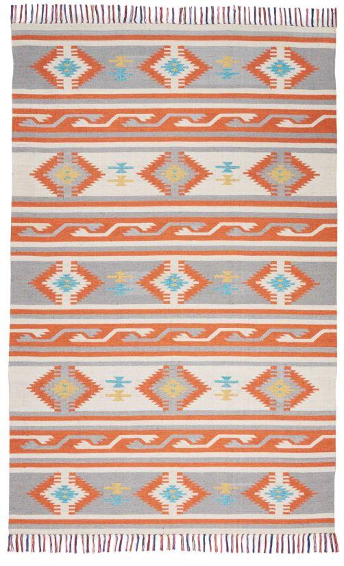 Nourison Baja Ivory/Grey Collection