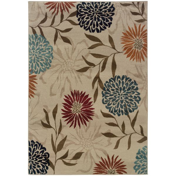 Oriental Weavers Adrienne 4142a Stone Collection