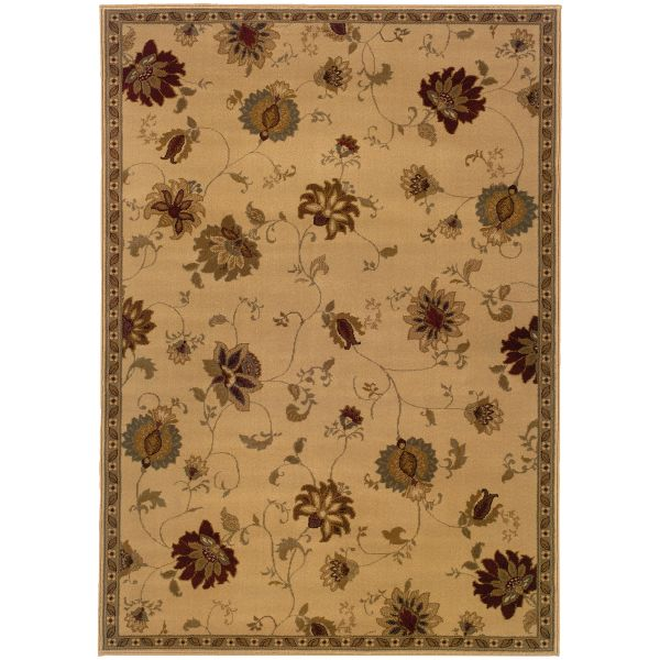 Oriental Weavers Amelia 8w Ivory Collection