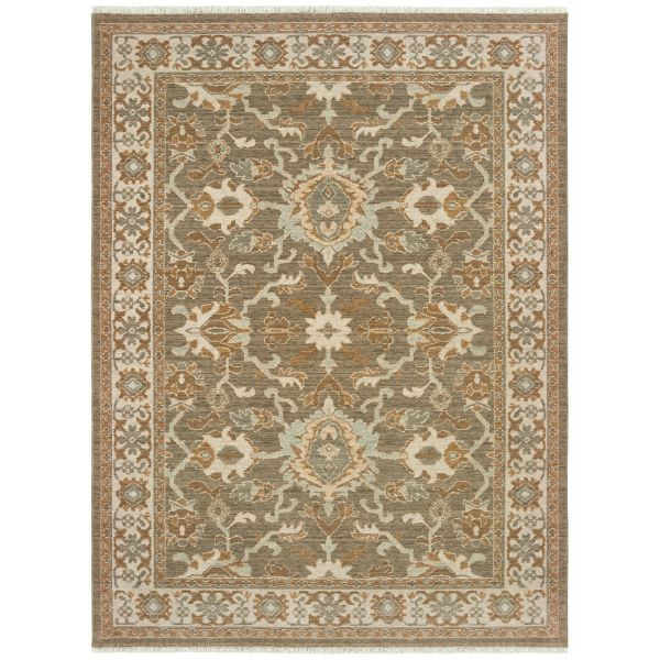 Oriental Weavers Anatolia 1331h Brown Collection