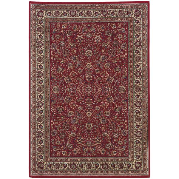 Oriental Weavers Ariana 113r Red Collection