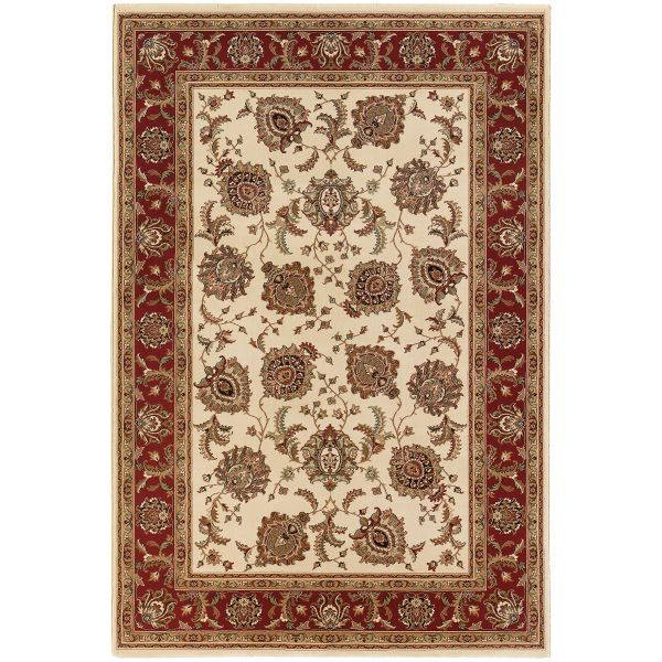 Oriental Weavers Ariana 117j Ivory Collection