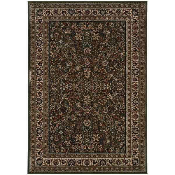 Oriental Weavers Ariana 213g Green Collection