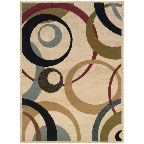Oriental Weavers Camden 1251e Ivory Collection