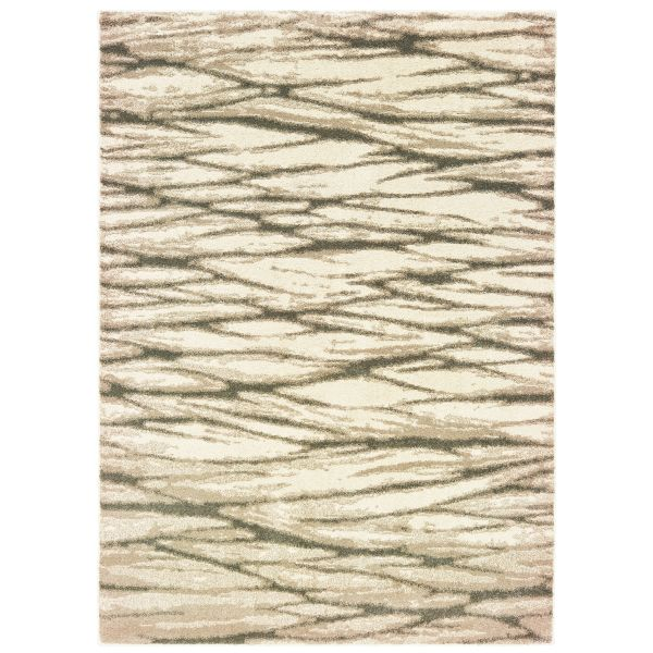 Oriental Weavers Carson 9671c Ivory Collection