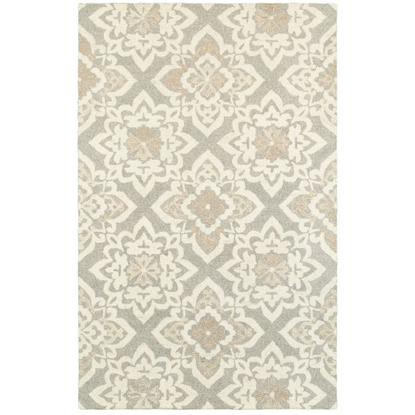 Oriental Weavers Craft 93004 Grey Collection