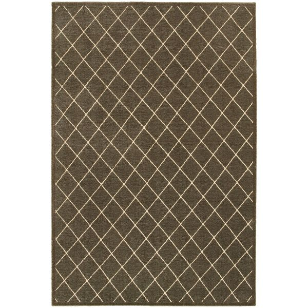 Oriental Weavers Ellerson 90n Brown Collection