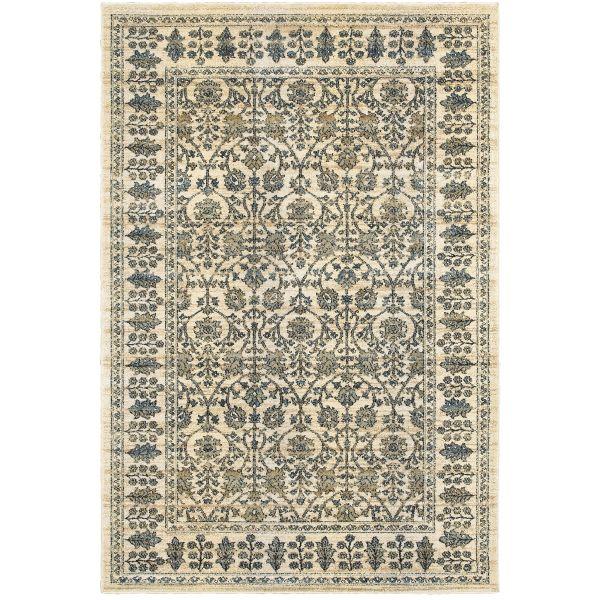 Oriental Weavers Empire 501u Ivory Collection