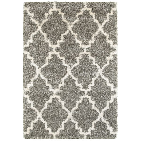 Oriental Weavers Henderson 92e Grey Collection