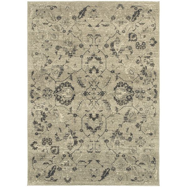 Oriental Weavers Highlands 6684d Beige Collection
