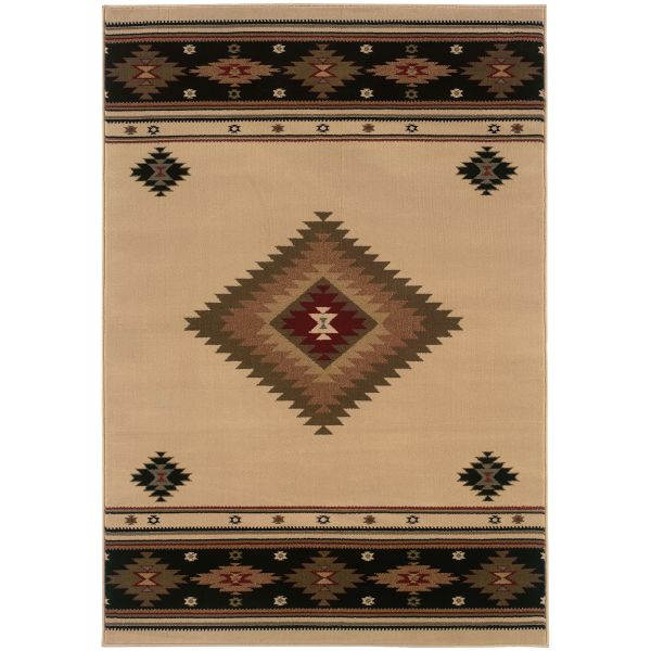 Oriental Weavers Hudson 87i Beige Collection