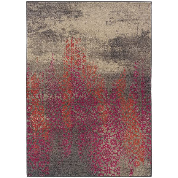Oriental Weavers Kaleidoscope 504j Grey Collection