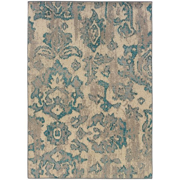 Oriental Weavers Kaleidoscope 8023y Ivory Collection