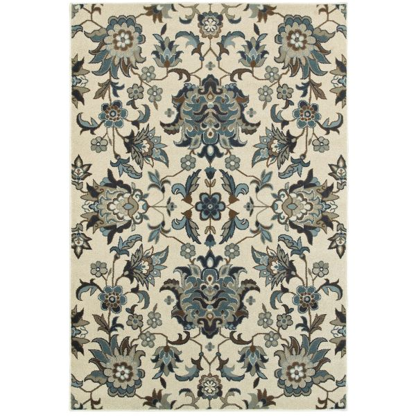 Oriental Weavers Linden 7811a Ivory Collection